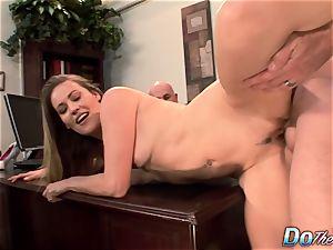 cuckold wifey Daisy Layne banged by guy