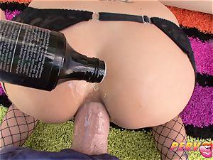 PervCity Brandy Aniston red-hot mommy buttfuck