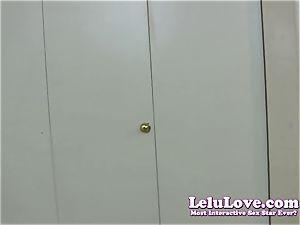 Lelu Love-POV sixty-nine reverse Cowgirl