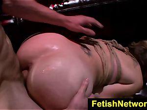 FetishNetwork Marley Blaze extreme domination & submission