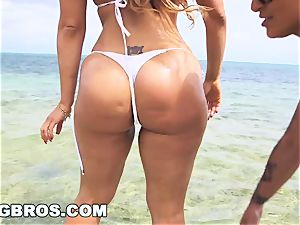 BANGBROS - Nicole Aniston Is The World's best phat ass white girl