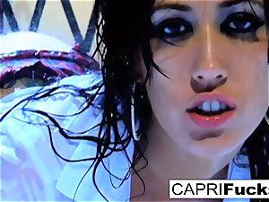 hotty Capri gets nailed rock-hard by Keni