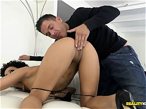 Deeply penetrating the spectacular stunner Mia Austin