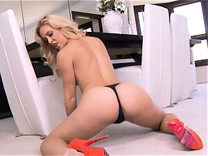 incredible cougar Cherie Deville showcases exactly what she luvs