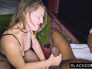 BLACKEDRAW gf cheats with the thickest beef whistle she's EVER seen