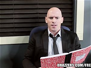 Brazzers - Brianna makes the hottest of class