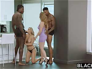 BLACKED My greatest friend presented me to bbc