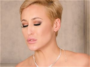 Ryan Keely and Ember Stone unexpected sexual satisfaction