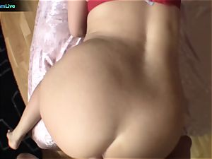 A super-hot sunday afternoon dicking for sweetie Sarah Palmer
