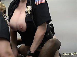 mummy enjoys youthfull hard-core milf Cops