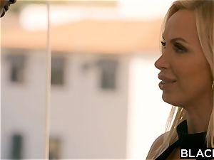 BLACKED Nikki Benz covets hefty bbc