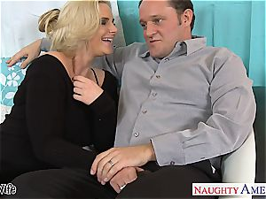 super-fucking-hot wife Phoenix Marie gets rosy coochie plowed