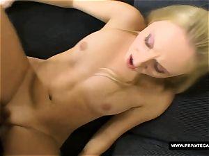 Erika Angel thinks this porno audition ...