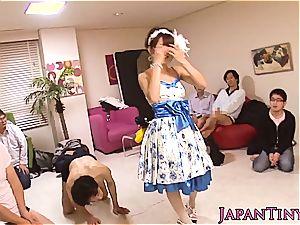 japanese dame luvs bukkake