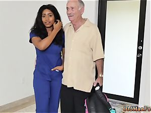 dark-haired pleads for throbbing and throating pink cigar after facial cumshot hard-core Glenn concludes the job!