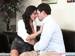Ariella Ferrera - bang me or I'll tell your wife everything about you