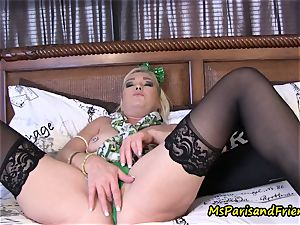 St Patrick's Day mommy son-in-law Taboo