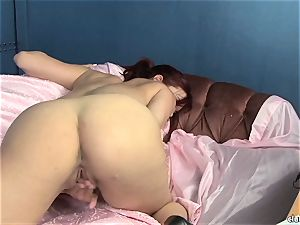 sensual Jayden Cole luvs teasing her tastey humid clittie