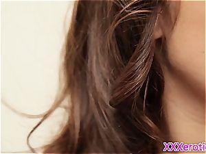 luxurious Ariana Grand looks so good getting pummeled