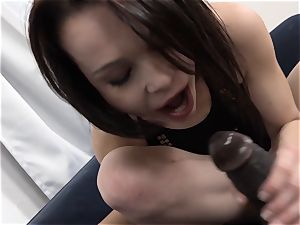 Real bi-racial castings nubile drills black very first Time